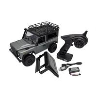 Remote Control Car 1:12 2.4GHz 4WD Off road Truck With Light For Land Rover D90 MN99S Anniversary Edition