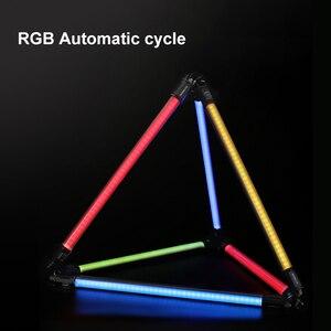 Image 3 - NANLITE NanGuang RGB LED Tube Light Colorful 2700K 6500K Photography Light Handheld light Stick For Photos YouTube LIVE stream