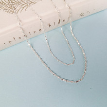 999 Sterling Silver Necklace Women Chains Handmade Chain vintage Luxury Jewelry On The Neck Ethnic Woman Accessories