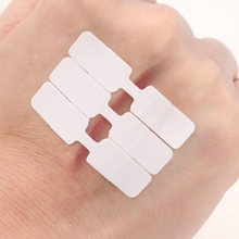 10 pçs/caixa à prova dwaterproof água bandaid borboleta adesivo ferida encerramento bandaid kit de emergência ataduras adesivas