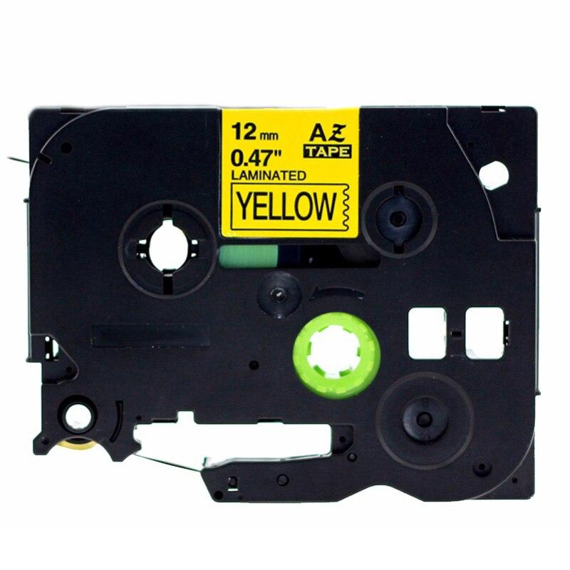 Faixa laminada para o equipamento da fita da etiqueta da fita 122mm marca número abs suprimentos