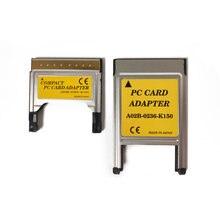 Para fanuc original pc cartão adaptador titular A02B-0236-K150 A02B-0303-K150 longo/curto
