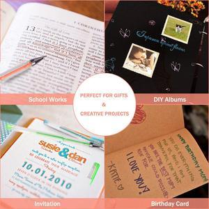 Image 5 - 100สีปากกาเจลปากกาBack To School 0.5Mm GlitterปากกาสำหรับเขียนHighlighters Kawaiiโรงเรียนชุดอุปกรณ์
