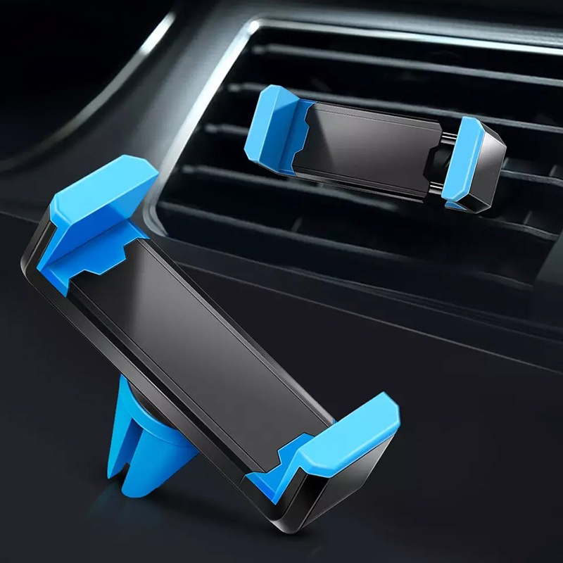 Car Phone Holder Air Vent Mount Holder Universal Car Holder ForCell Phone In Car Mobile Phone Holder Stand For4-6inch Smartphone