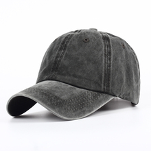 2019 new Plain dyed sand washed 100% soft cotton cap blank b