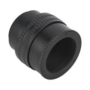Image 2 - Wysokiej jakości M42 do M42 regulowane ogniskowanie Helicoid adapter obiektywu makro Tube akcesoria 25 55mm