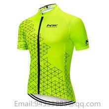 NW new cycling shirt ride cyclist men jersey 2019 MTB bike team clothes summer enduro motocross clothing custom triathlon tights