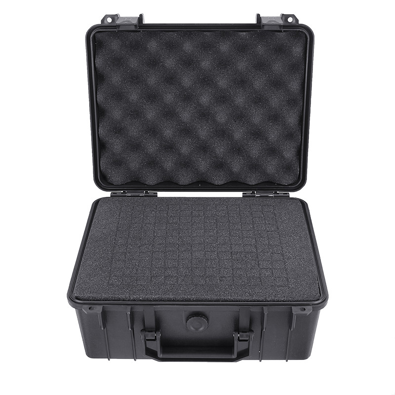 Outdoor Waterproof Tool Box Hard Plastic Storage Case Bag Portable Organizer Impact Resistant Suitcase With Foam
