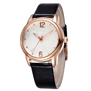 Image 3 - 2020 New Luxury BrandFashion LeisureSimpleStyleWomen WatchLeather Watchband Quartz WatchWomensGift Relogio Feminino reloj mujer