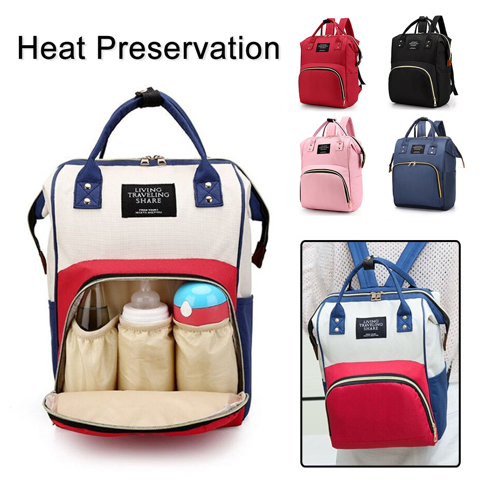 Multifunction Mummy Maternity Nappy Bag Brand Large Capacity Baby Bag Travel Backpack Designer Nursing Bag For Baby Care