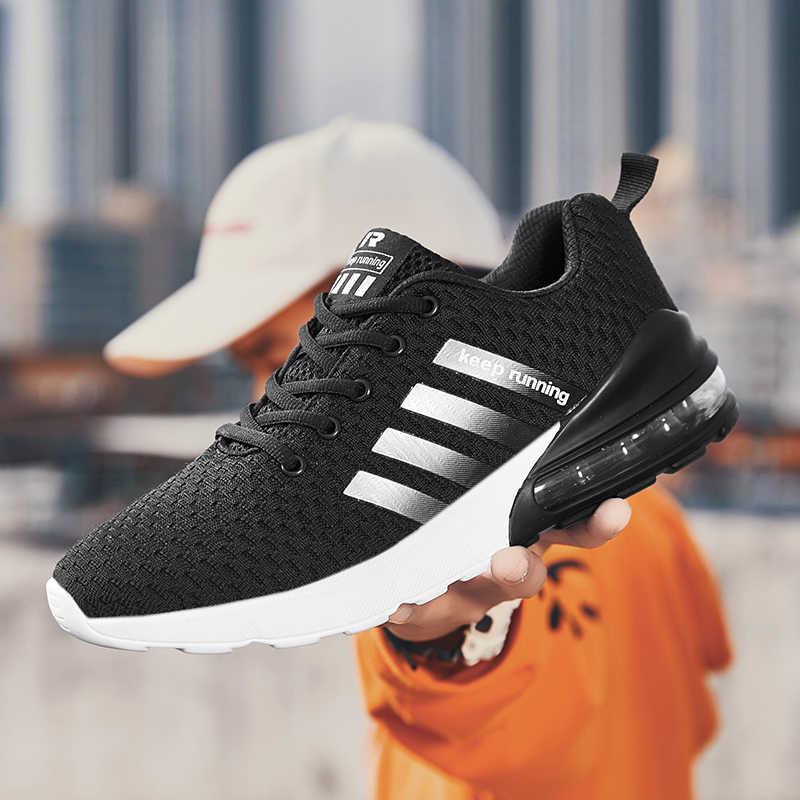 Новинка 2019, мужские кроссовки для тренировок, прогулок, удобные кроссовки, модный светильник, обувь для мужчин, большой размер, черный, 13, белый цвет