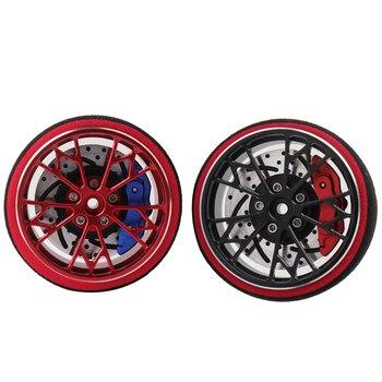 Mando a distancia RC para coche, rueda de mano de Metal para Sanwa M11 X MT4 4 S MX-V