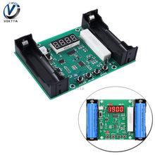 XH-M240 18650 Lithium-Batterie Digital Display Kapazität Tester Meter mAh mWh Elektronische Last Batterie Monitor Entladung Modul
