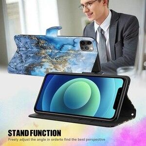 Image 5 - 3D สีสันโทรศัพท์กรณีสำหรับ Samsung Galaxy A01 A02S A10 A20 A20E A30 A50 A30S A50S A70 A40กระเป๋าสตางค์ฝาครอบหนัง