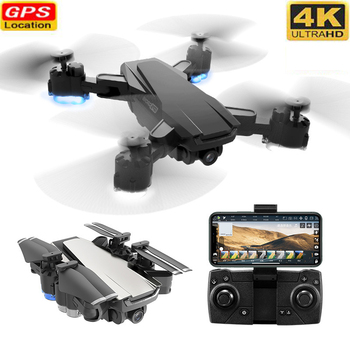 Best GPS Drone with 4K HD Adjustment 50x zoom Camera Wide Angle WIFI FPV RC Quadcopter Professional Foldable Drones