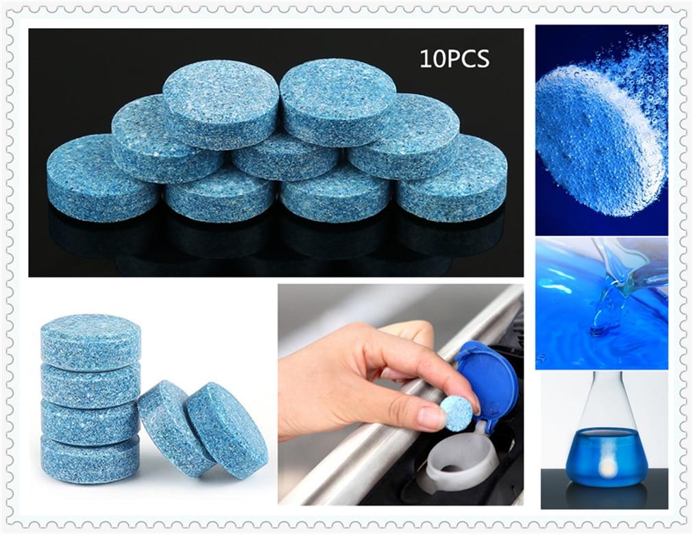 10PCS / 1 Pack Auto Solid Wiper Fine Windshield Cleaner Car Accessories For BMW X Series E84 X1 X3 E83 F25 X5 E53 E70