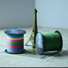 Fishing-Line Braided Multifilament 300M Strong 4-Strand Super Toio Horizontal Quality