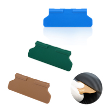 FOSHIO Multi Vinyl Squeegee Scraper for Carbon Fiber Car Wrap Different Hardness Wrapping Tool Auto Window Tint Film