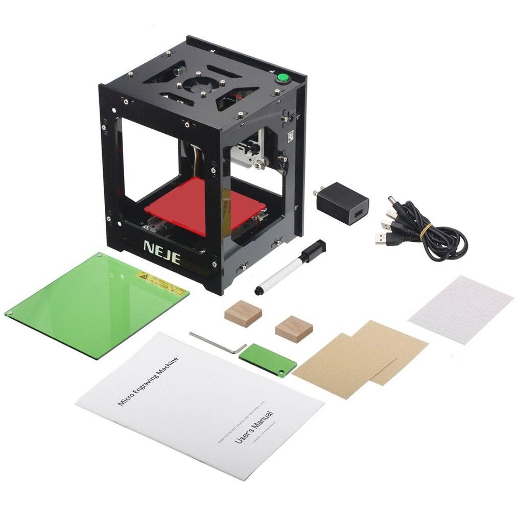 NEJE DK-8-KZ 1000mW/2000mW/3000mW Mini USB Laser Engraving Machine Automatic CNC Wood Router Laser Engraver Printer Cutter Cutti