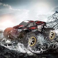 S911/9115 RC Car 1:12 2.4GHz Remote Control Car Rock Monster Racing Shockproof RC Car Toys vs Remo High Speed Off road Vehicle