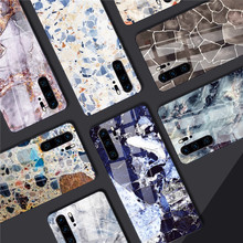 Marble Case for Huawei P30 P20 Mate 20 Lite Fashion Case for Huawei Honor 9 10 Lite 8X Max P smart Z Nova 3 Tempered Glass Cases цены