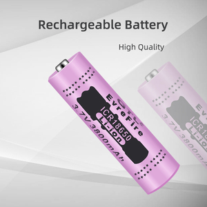 Image 4 - 2021 18650 סוללה באיכות גבוהה 3800mAh 3.7V 18650 סוללות ליתיום נטענת סוללה עבור פנס לפיד + משלוח חינם