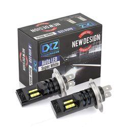 Новые продукты Amazon новый стиль противотуманная фара 2525 12 Светодиодный Cree H7 яркий светодиодный противотуманный фонарь
