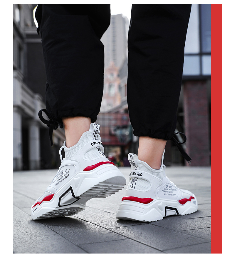 H744feb9a12b64919a5b085b13341399fP Men's Casual Shoes Winter Sneakers Men Masculino Adulto Autumn Breathable Fashion Snerkers Men Trend Zapatillas Hombre Flat New