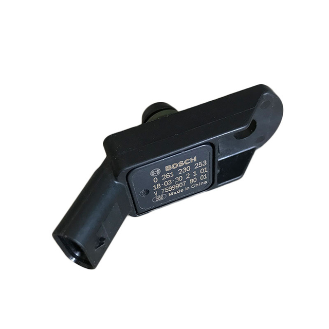 13627599907 nuovo sensore di pressione dellaria del collettore di aspirazione dellaria 0261230253 per Peugeot 3008 206C 308SW 4008 Citroen C4L 1.6T