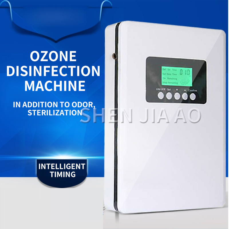 Ozon Generator Maschine DC12V Auto Ozon Desodorierung luft reiniger Desinfektion Ozon Desinfektion 110 ~ 220V 1PC