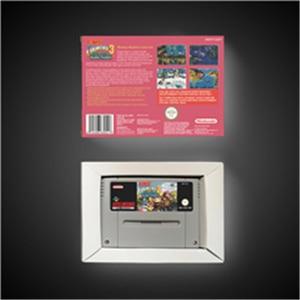 Image 2 - 동키 국가 콩 3 딕시 콩의 더블 문제!  RPG 게임 카드 배터리 저장 EUR 버전 소매 상자