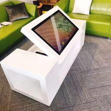 Pc buit in 42 ''47'' 55 ''дюймовый интерактивный lcd мульти сенсорный экран планшет цифровой стол язык обучения оборудования