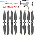 4 шт. 7238F пропеллер Mavic Air 2/AIR 2S быстросъемные лопасти реквизит для DJI Mavic Air 2/AIR 2S Аксессуары для дрона