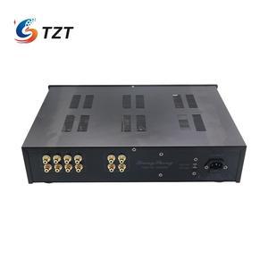 Image 2 - XiangSheng 728A فراغ أنبوب مكبر للصوت HIFI EXQUIS 12AT7 12AU7 6Z4 مع لهجة
