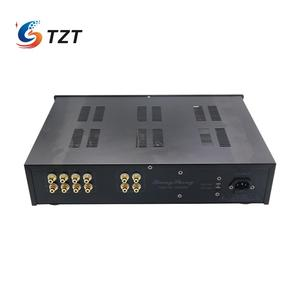 Image 2 - XiangSheng 728A Vacuum Tube Preamplifier HIFI EXQUIS 12AT7 12AU7 6Z4 with Tone