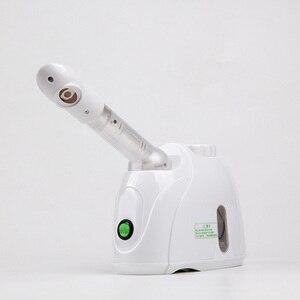 Image 2 - Vaporizador del viso Spruzzatore della Foschia Termico Vapore Facciale Nano di Ozono Umidificatore Idratante Pori Della Pelle Pulizia Sauna Spa