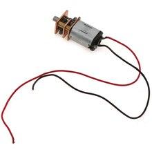 Сталь Шестерни N20 мини Точность DC Шестерни ed мотор D ось для снижения скорости двигателя 5V