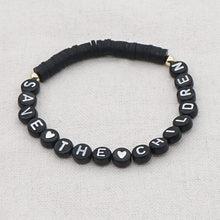 Go2boho браслеты с буквами ювелирный браслет для женщин heishi