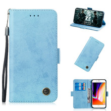 Etui A30 A50 A10 M20 M10 Note9 Phone Accessories Simple Flip Wallet Leather Case For Samsung Galaxy Card Cover