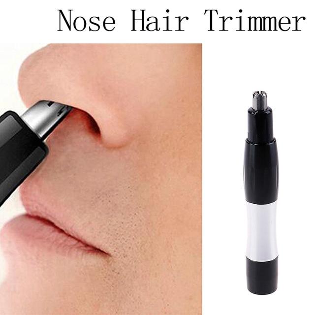 Electric Ear Nose Hair Trimmer For Men's Shaver Rechargeable Hair Removal Eyebrow Trimer Clipper Hair Razor Epilator Remover Kit 2
