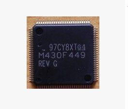 MSP430F449IPZ