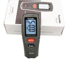 Yunombo Digitale Backlight Lcd Film Dikte Meter Auto Verf Dikte Tester Laagdiktemeter YNB 100