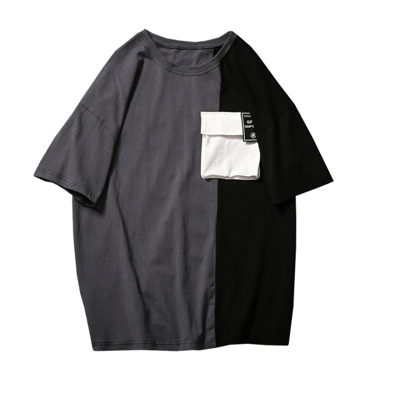 2020 Fashion Hip Hop Men T-Shirts Printing Summer Men's T Shirt Casual Street Men Top Tee Shirts ABZ658