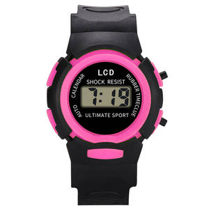 Watch Children Silicone Electronic Kids Casual Fashion And YAA99 Comfortable New-Hot