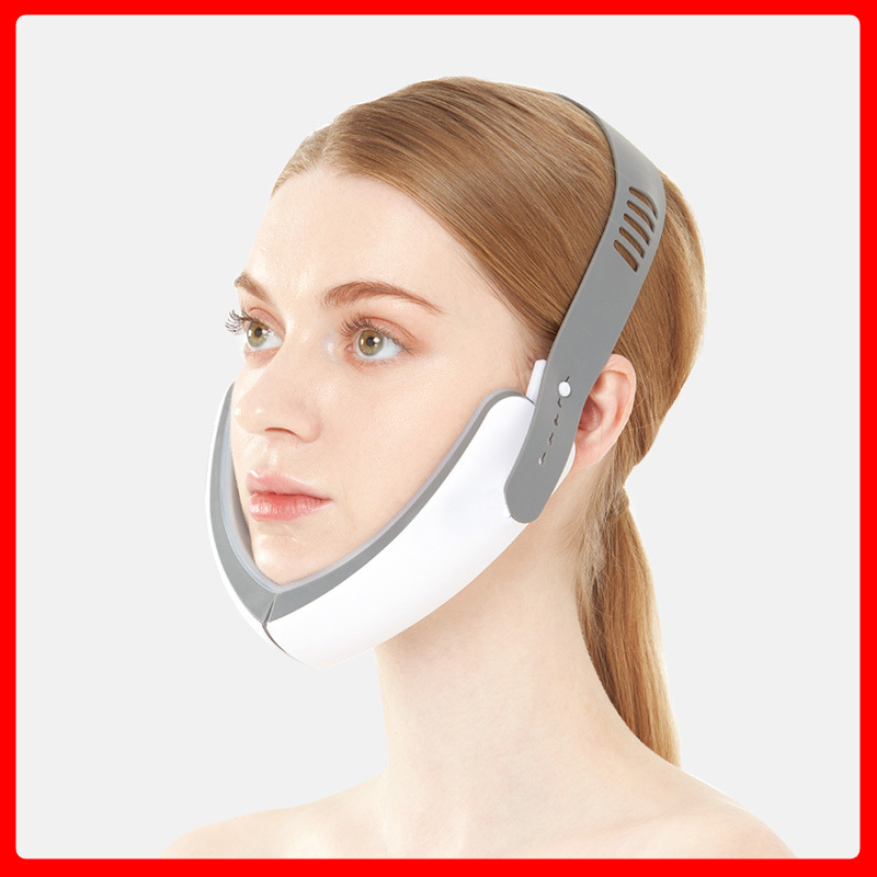 CF037 Face-lift Beauty Device Skincare Vibration V Face Massager Skin Care Tools Electric Thin Face Beauty Cuidado Facial