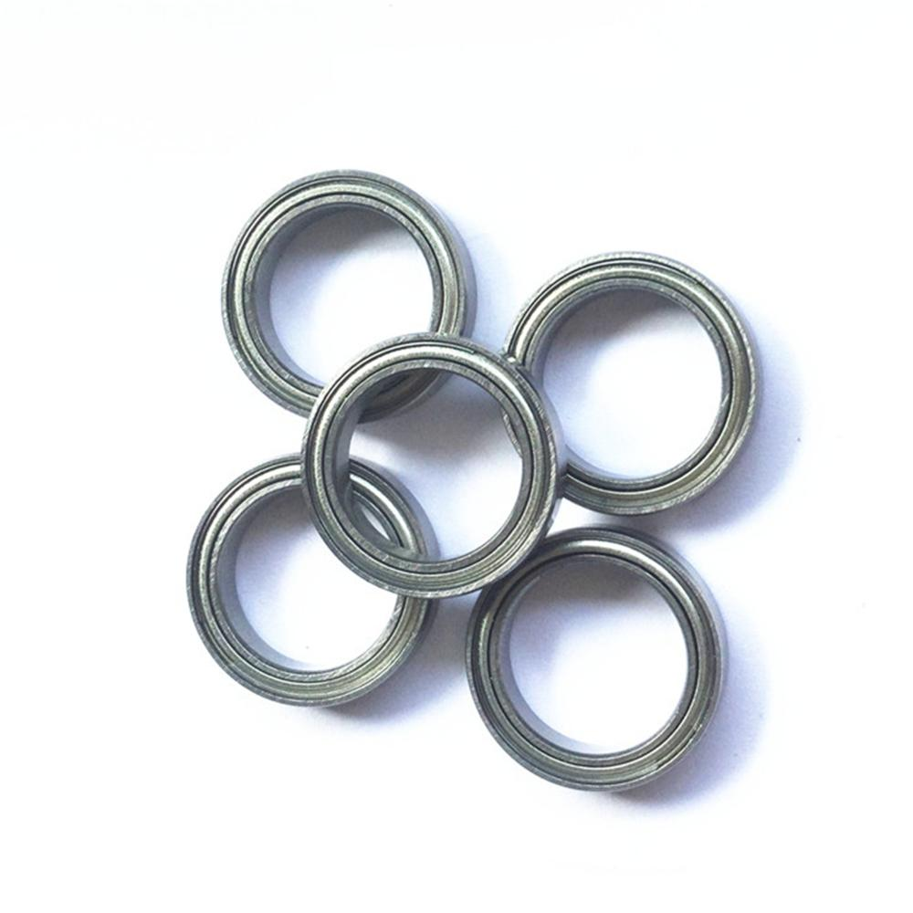 1/2/5pcs 6800ZZ 6801ZZ <font><b>6802ZZ</b></font> 6803ZZ 6804ZZ 6805ZZ Thin Wall Metal Sealed Deep Groove Ball Bearing Metal Shield image
