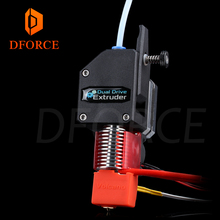 trianglelab BMG EXTRUDER VOLCANO HOTEND MK8 Bowden Extruder  Dual Drive Extruder for 3d printer High performance for I3 printe dforce bmg extruder volcano hotend mk8 bowden extruder dual drive extruder for 3d printer high performance for i3 printe