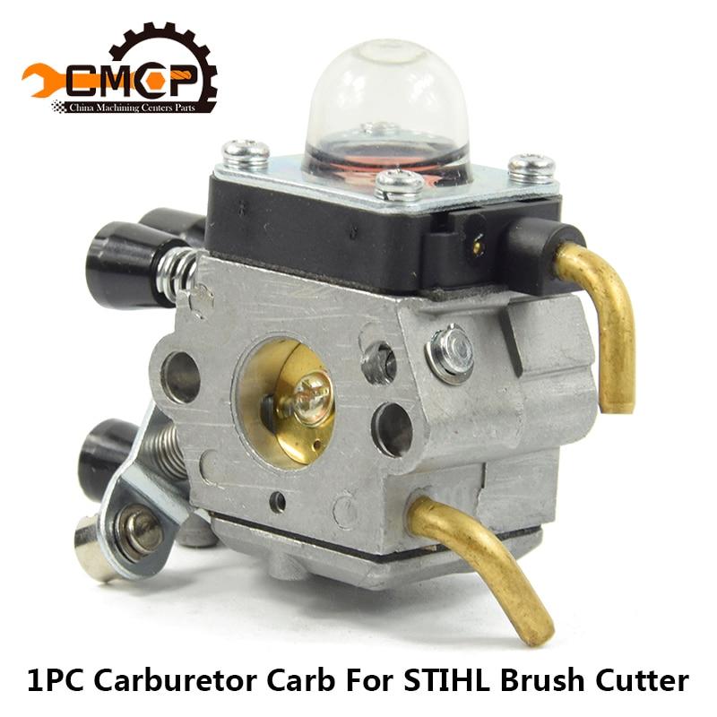 1pc Carburetor Carb For STIHL Brush Cutter FS38 FS45 FS46 FS55 FS74 FS75 FS76 FS80 FS85 Lawn Mower Grass Trimmer Spare Parts