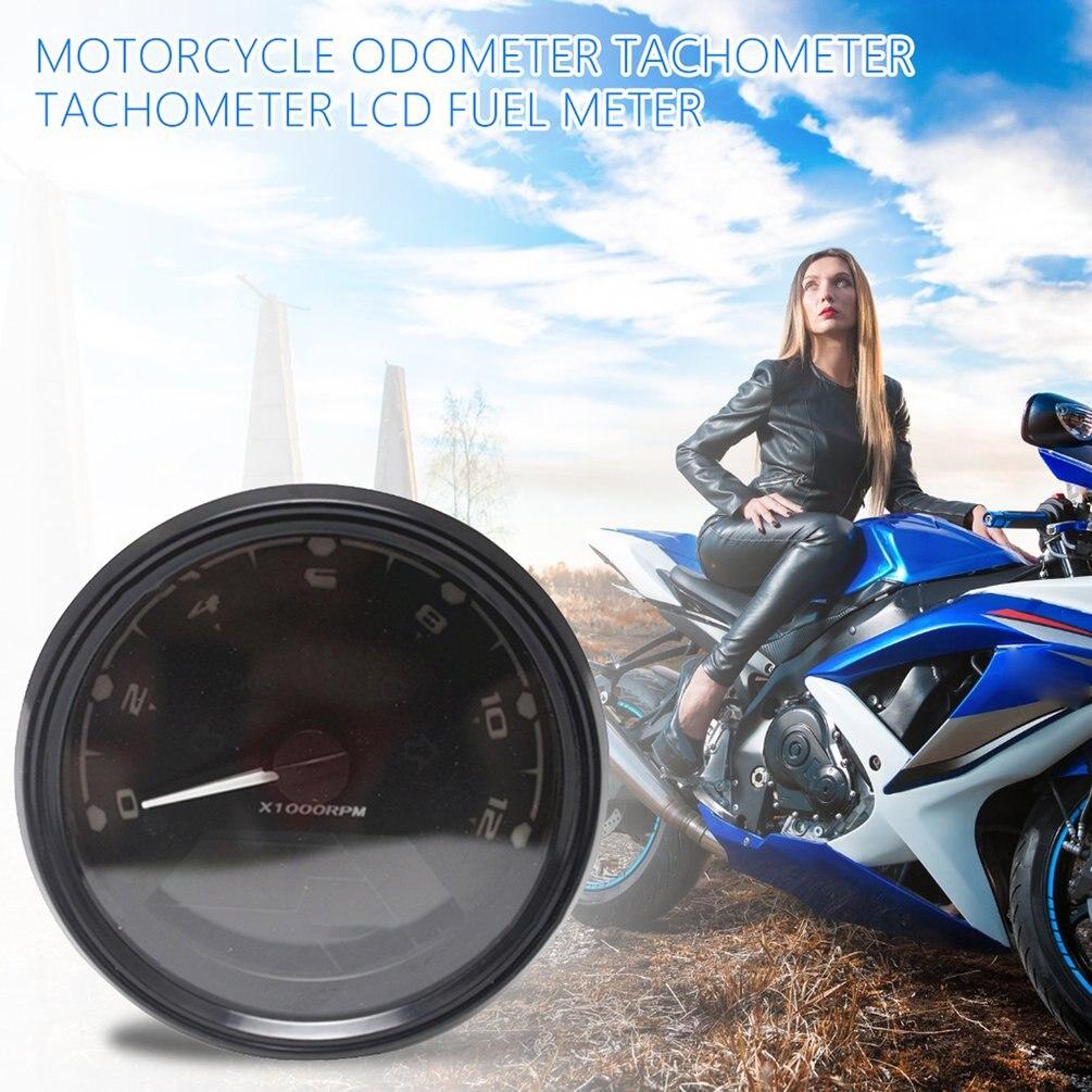 Инструмент для модификации мотоцикла, ЖК-инструмент, одометр мотоцикла, тахометр, спидометр, ЖК-счетчик масла