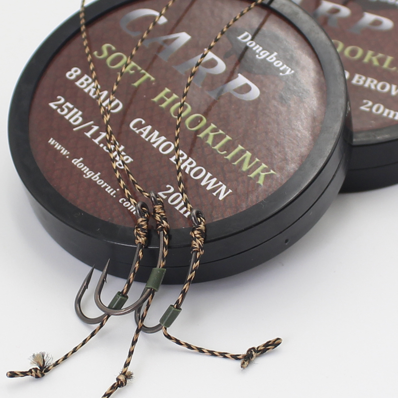 20M Carp Fishing Line For Carp Rig Hair Rig Tackle Accessories (New Store Welfare Product, Will End Soon)
